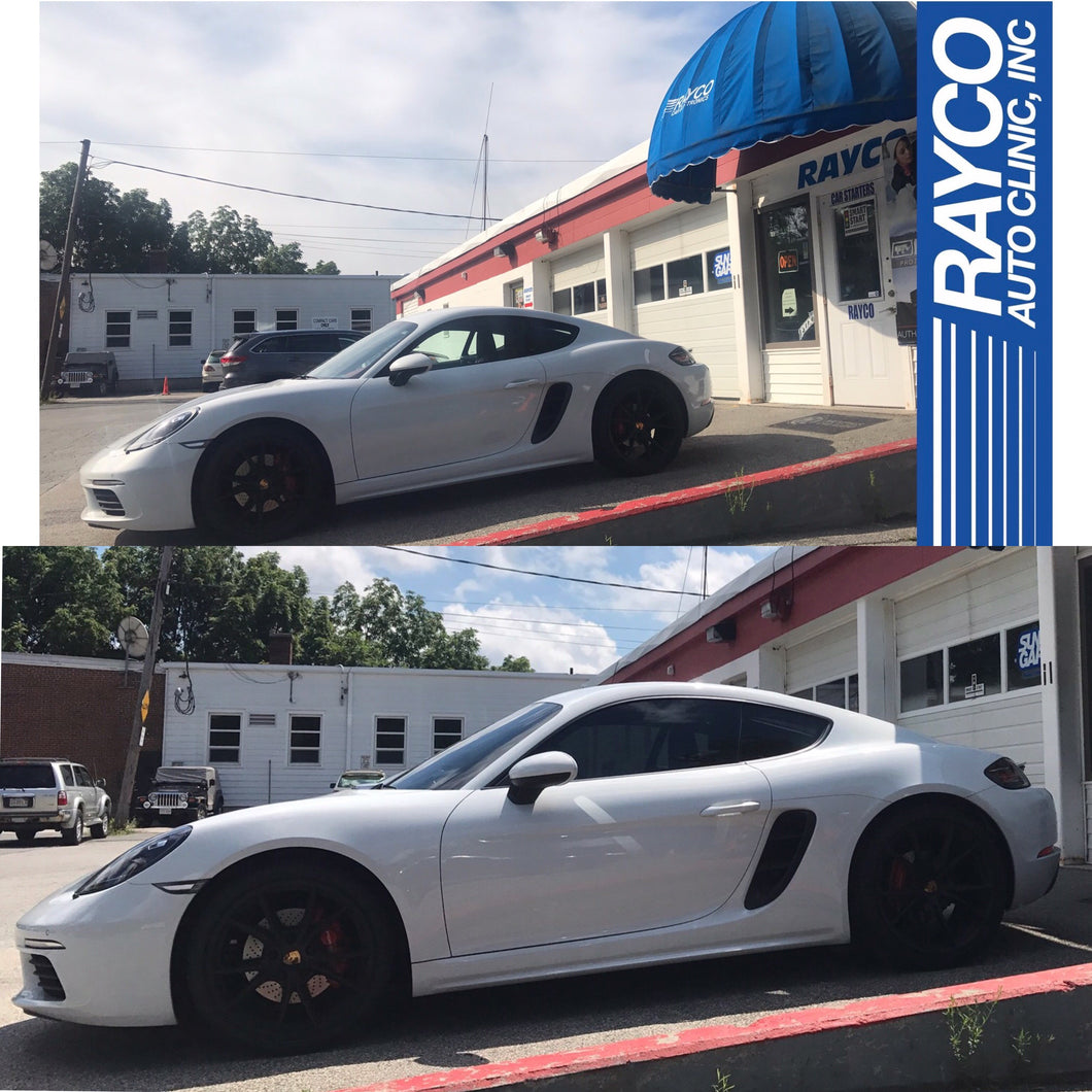 Viper Style Window Tinting