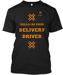 Amazon Flex Delivery Driver T-Shirts