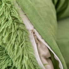Load image into Gallery viewer, Fluffy Velvet Fleece Quilt Cover and pillowcases - Avocado