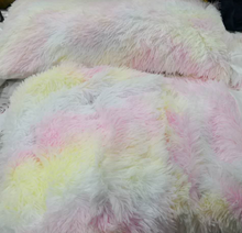 Load image into Gallery viewer, Rainbow Fluffy Blanket