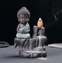 Load image into Gallery viewer, The Little Monk Incense Holder