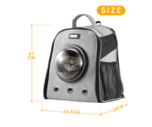 Load image into Gallery viewer, Pet Backpack Carrier