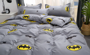 Cartoon Bed Set - Queen size