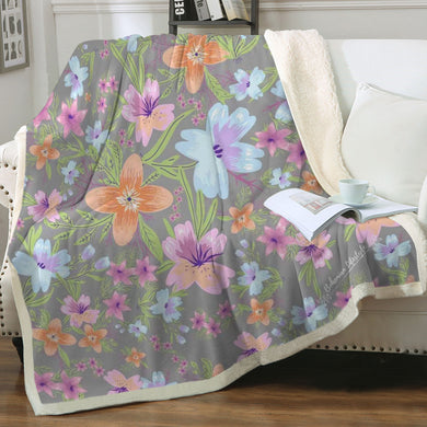 Jasmin Throw Blanket