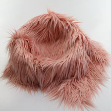 Load image into Gallery viewer, Faux Fur Flokati Throw