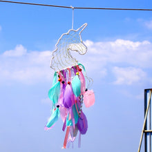 Load image into Gallery viewer, Unicorn Dream Catcher