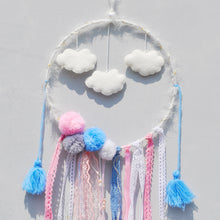 Load image into Gallery viewer, Clouds Dream Catcher