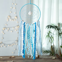 Load image into Gallery viewer, Mystical Blue Dream Catcher