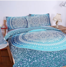 Load image into Gallery viewer, Customised Crystal Arrays Bedding Set