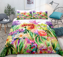 Load image into Gallery viewer, Cactus Bedding set - Vanuatu