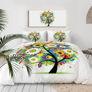Customised Tree of Life Bedding Set