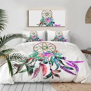 Customised Dreamcatcher Quilt Cover Set
