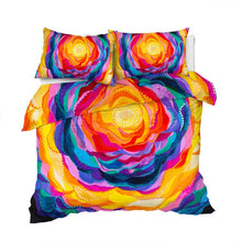 Load image into Gallery viewer, Customised Bloom by Amy Diener Bedding Set