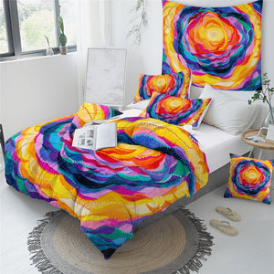 Customised Bloom by Amy Diener Bedding Set