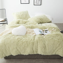 Load image into Gallery viewer, Fluffy Duvet Cover Set
