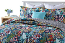 Load image into Gallery viewer, Cotton Bedspread Set 3pcs Taiani