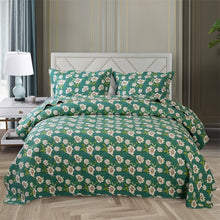 Load image into Gallery viewer, Cotton Bedspreads Set 3pcs Jasmin