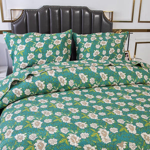 Cotton Bedspreads Set 3pcs Jasmin