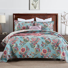 Load image into Gallery viewer, Cotton Bedspreads Set 3pcs Melissa