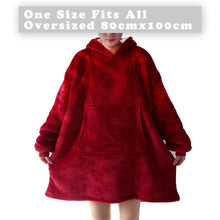 Load image into Gallery viewer, Blanket Hoodie - Solid Colours