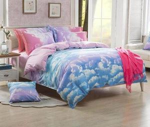 Clouds Quilt Cover Set