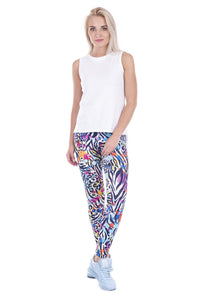 Wild Dots Printed leggings