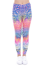 Load image into Gallery viewer, Colored Printed leggings