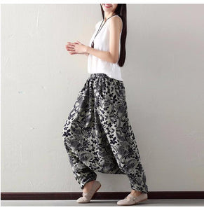 Summer Time Harem Pants