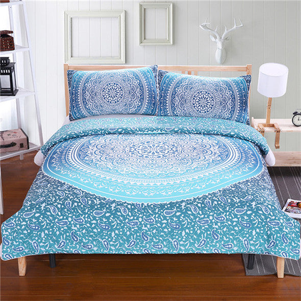 Crystal Arrays Bed Set