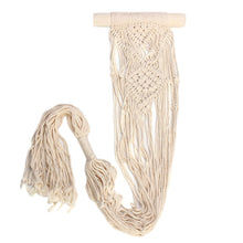 Load image into Gallery viewer, Plants Hanger Vintage Macrame