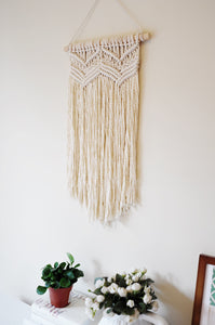 Macrame Wall Art Tapestry