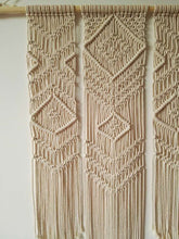 Load image into Gallery viewer, Macrame Wall Art Three