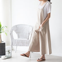 Load image into Gallery viewer, Linen Sisterhood Jumpsuit