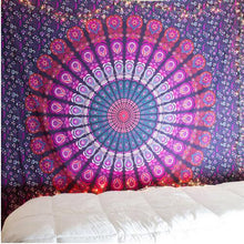 Load image into Gallery viewer, Indian Mandala Tapestry - Various Styles