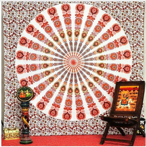 Indian Mandala Tapestry - Various Styles