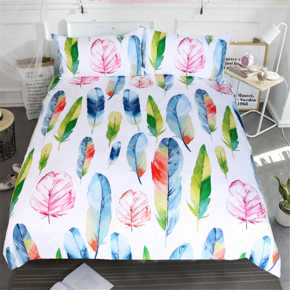 Feather Bed Set