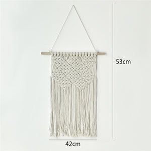 Macrame Wall Hanging Triangles