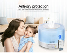 Load image into Gallery viewer, Remote Control Ultrasonic Humidifier