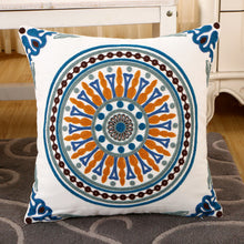Load image into Gallery viewer, Lumbar Embroidery Cushion Case