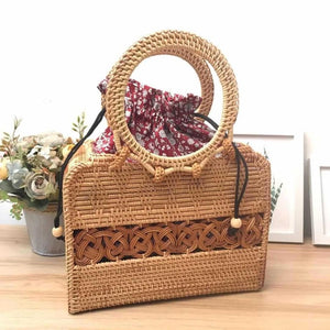 Bali & Vietnam  Hand Made Tote Bag -  25 Styles
