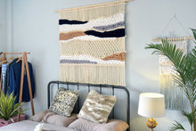 Load image into Gallery viewer, Macrame Wall Art Hand-knitted