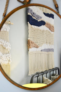 Macrame Wall Art Hand-knitted