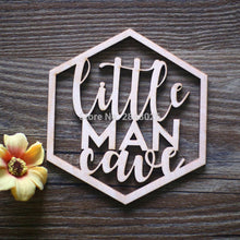 Load image into Gallery viewer, Personalised Timber Laser Cut Plaque
