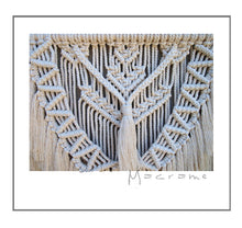 Load image into Gallery viewer, Bohemia Wall Hang Macrame in 3 styles