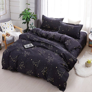 Star Signs Bedding Set - 4 pieces