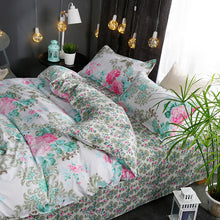 Load image into Gallery viewer, Camelia Bedding Set - 4 pieces