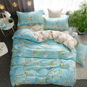 Poppy Bedding Set - 4 pieces