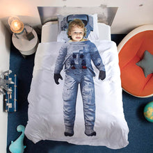 Load image into Gallery viewer, Astronaut Doona Cover Set