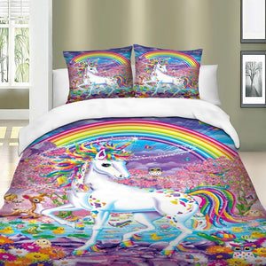 Once Upon a Time Unicorn Bedding Set