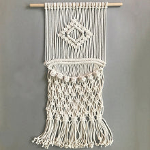 Load image into Gallery viewer, Handmade Macrame Hanging Pocket
